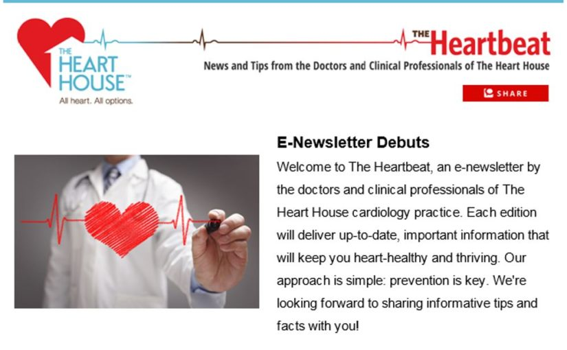 Winning Patients' Hearts with E-marketing