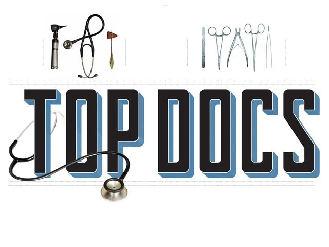 Are Your Docs Top Doctors?