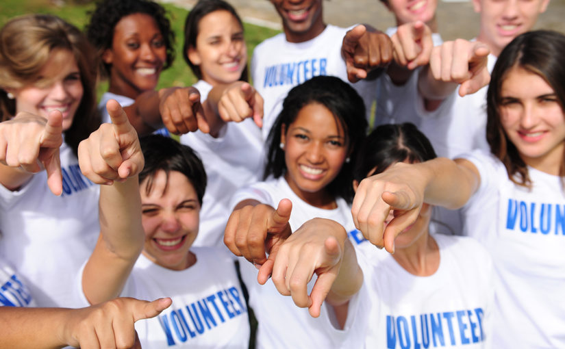 How Are You Celebrating Volunteer Week?